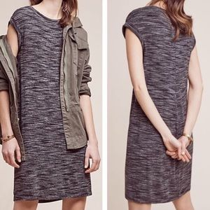 Cloth & Stone Melange Grey Dress